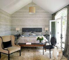 #faux bois #bedroom