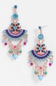 Cara Chandelier Earrings | Nordstrom