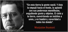 #TalDíaComoHoy #5Dic 1925 falleció el novelista polaco #WladyslawReymont, Premio Nobel #Literatura 1924 #Efemérides