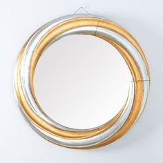 Trompe l'oeil Large Wood Swirl Wall Mirror, Italy 1910 Beautiful Mirrors, Mid Century Modern Design, Hollywood Regency, Wall Mirror, Midcentury Modern, Hand Carved, Curvy, Italy, Gallery