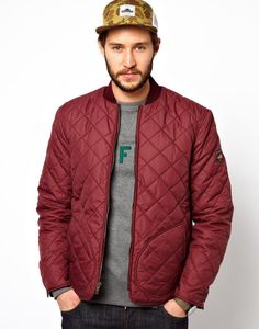 Penfield Landrum Quilted Bomber Jacket -EXCLUSIVE