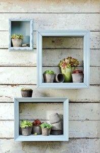 levend kunstwerk planten