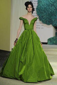Ulyana Sergeenko Spring Couture 2013 - Slideshow