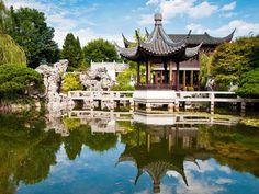 Find Lan Su Chinese Garden Portland, Oregon information, photos, prices, expert…
