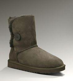Women Australia Boots Bailey Button 5803 Chocolate