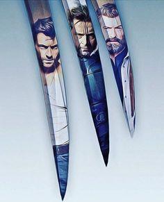 Логан | Росомаха | Мстители | MARVEL | DC
