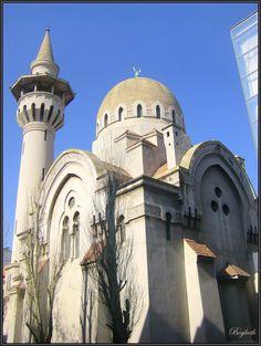 The Great Mahmudiye Mosque,Constanţa,