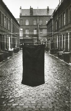 Jean-Philippe Charbonnier - The Black Bag. Roubaix, 1957. S)