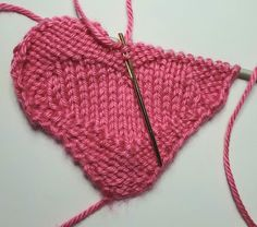 Our free knitted heart pattern will help you answer the NHS appeal to crafters to help comfort patients and relatives during the Coronavirus outbreak. Knitted Heart Pattern, Baby Hat Knitting Patterns Free, Teddy Bear Knitting Pattern, Crochet Patterns, Free Pattern, Quick Crochet, Knit Crochet, Knitting For Charity, Knit Basket