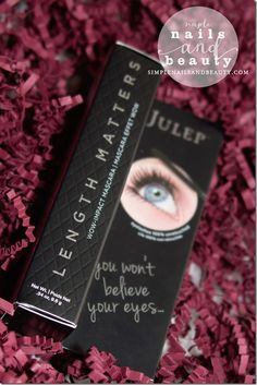 0a7bac59a9c Julep Lengthening Mascara Julep Maven, Lengthening Mascara, Best Mascara,  Subscription Boxes, Budget