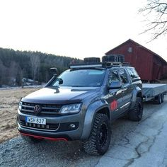 Hi guys, here's some pictures of my 2013 rok, It's almost completed now I think. Volkswagen Amarok, Car Volkswagen, New Amarok, Amarok V6, Jeep Pickup, Pickup Trucks, Bug Out Vehicle, Off Road Adventure, Amazing Cars