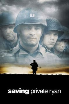 Saving Private Ryan: Pinned for Randy, He Loves this movie!