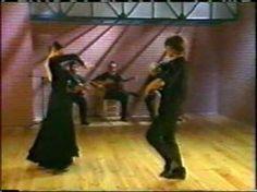 Aprenda a bailar flamenco paso a paso. Sevillanas, baile completo.