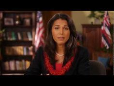 Tulsi Gabbard Calls For End to War in Afghanistan Al Qaeda, Afghanistan War, District Court, House Of Representatives, Troops, Prison, Opportunity, Families