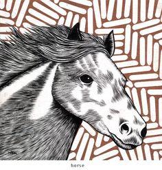 Brent Wick: Horse