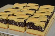 Hungarian Desserts, Poppy Seed Cake, Lemon Grass, Cheesecake, Food And Drink, Pie, Favorite Recipes, Sweets, Meals