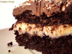 O melhor Bolo de Chocolate - para o aniversário do marido | Cozinhar é preciso !