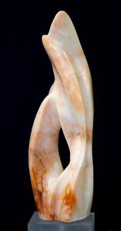 "Saatchi Art Artist Angelika Kade; Sculpture, ""PASSIONATA"" #art"