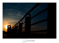Liberty State Park Engagement Sessions | An evening with Heather and Felipe