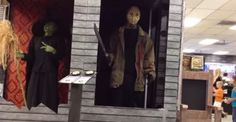 This Guy Pulled Off The Ultimate Halloween Prank - http://www.sqba.co/funny/this-guy-pulled-off-the-ultimate-halloween-prank/