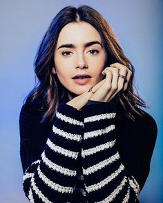 @LilyjCollins inside the V.F. portrait studio at the 2017 @SundanceOrg film festival. See the full gallery at the link in bio.  @justbish.  via VANITY FAIR MAGAZINE OFFICIAL INSTAGRAM - Celebrity  Fashion  Politics  Advertising  Culture  Beauty  Editorial Photography  Magazine Covers  Supermodels  Runway Models