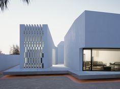 Arquitectura exterior OAB
