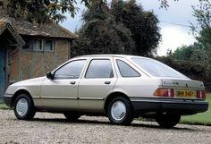 Ford Sierra owened 3