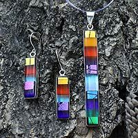 Rainbow from @NOVICA, They help #artisans succeed worldwide.  http://me.novica.com/myviewfromthesummitvfs/
