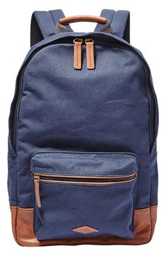 Fossil 'Estate' Backpack available at #Nordstrom