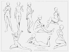 104 - Training - female body 3 by Scarlett-Aimpyh.deviantart.com on @DeviantArt