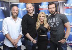 Vikings - Comic-Con | Vikings Cast | Pinterest | Travis Alexander ...