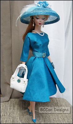 BCCan Designs For Barbie Silkstone 2013 195a commission