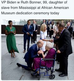 The United States 🇺🇸 #First #BlackPresident #BarackObama & #FirstLady Of The United States 🇺🇸 #MichelleObama will officially open the #nation #firstmuseum devoted exclusively to #AfricanAmericanHistoryandCulture on #Saturday #September24th #2016 in #WashingtonDC #VicePresident #JoeBiden #RuthBonner #99yrsold From #Mississippi #Daughter Of A #Slave