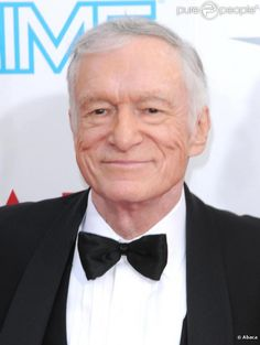The legend, Hugh Hefner, an icon for every guy who hits his puberty and finds out what's behind the gates of the Playboy Mansion. Besides the fact that Hugh lived the dream, most people forget that he is an exceptional business man who started his magazine up from the bottom, and made an empire out of it