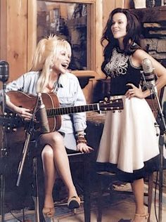 Reese as June with Dolly..does it get ANY better?