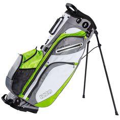 Izzo Versa Stand Golf Bag – Grey/Lime/White – Golf Hybrid Stand Bag, Riding Hybrid Golf Stand Bag, Walking Hybrid Golf Stand Bag – Green, Grey and White Golf Stand Bag Golf Trolley, Golf Carts, Golf Stand Bags, Cleveland Golf, Hip Pads, Golf Club Sets, Callaway Golf, Golf Accessories, Best Bags