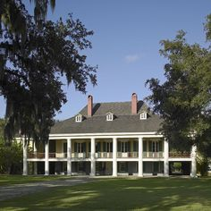 Destrehan Plantation.  The oldest documented plantation home in the Lower Mississippi River Valley.  Lived not to far from there as a child.