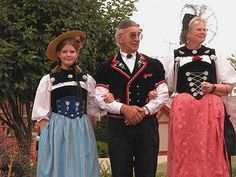 Swiss Costumes