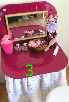30 brinquedos para fazer com papelão | Mamãe Plugada