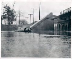 Dort Highway 1948 Flood