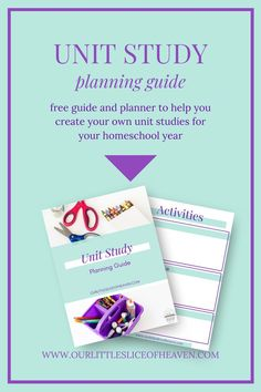Today I want to share the unit study planning guide that I've created to help streamline my unit study creation and keep my information organized.  This guide walks you through all the components that make up a unit study and helps you organize and track your plans. #homeschool #unitstudies #newtohomeschooling #newhomeschooler #homeschoolmom Appreciate Your Support, New School Year, Activity Centers, Walks, Curriculum, Free Printables, Organize, Track, Study