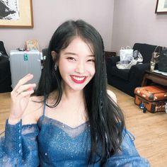 lee ji eun 😩💕 shared by on We Heart It Korean Celebrities, Celebs, My Girl, Cool Girl, Iu Twitter, J Pop, Chica Cool, Idole, Iu Fashion