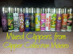From my collection. Please visit my page on facebook Clipper Collection Moleiro