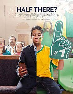 Mormonad: Half There? - New Era July 2016 - new-era