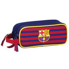FC Barcelona Official Portabotas//Neceser efecto degradado