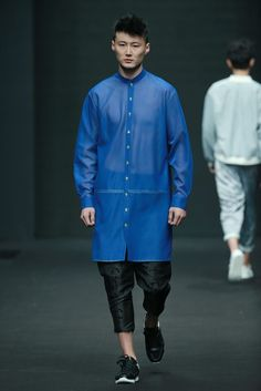SIVICO Spring/Summer 2016 - Mercedes-Benz Fashion Week China | Male Fashion Trends