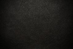 Leather Black Cracked Background Texture Wallpaper