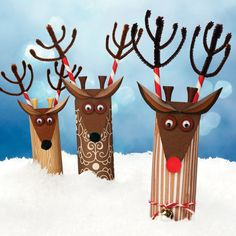 Get in the holiday spirit with these easy Christmas crafts for kids and other fun cold-weather activity ideas