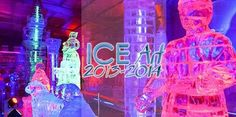 From $21 For Admission Ticket To 2 Degree Ice Art At Marina Bay Sands   >>   http://www.coupark.com/singapore-deal/111788/ice-art-marina-bay-sands.html