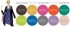 Pantone Fashion Colors of Summer, 2014 - Google Search